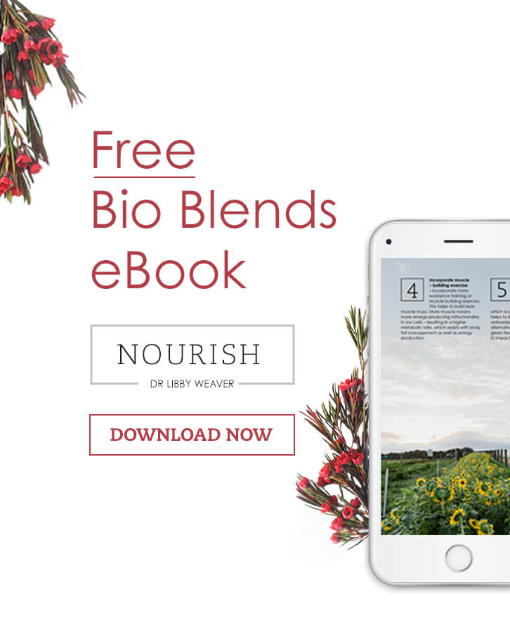 Get your Nourish eBook now